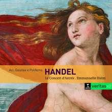 Georg Friedrich Händel (1685-1759): Aci,Galatea e Polifemo (1708), 2 CDs