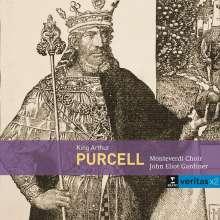 Henry Purcell (1659-1695): King Arthur, 2 CDs