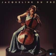 Jacqueline du Pre - 5 Legendary Recordings on LP (180g), 5 LPs