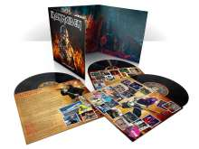 Iron Maiden: The Book Of Souls: Live Chapter (180g) (Limited-Edition), 3 LPs