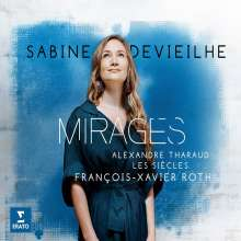 Sabine Devieilhe - Mirages, CD