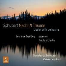 Franz Schubert (1797-1828): Lieder in Orchesterfassungen, CD