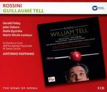 Gioacchino Rossini (1792-1868): Wilhelm Tell (in französischer Sprache), 3 CDs