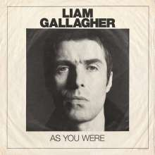 Liam Gallagher: As You Were (Deluxe Edition), CD
