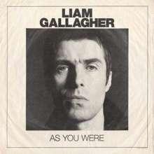 Liam Gallagher: As You Were, LP