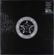 """The Sisters Of Mercy: Some Girls Wander By Mistake, 2 LPs und 2 Singles 12"""""""
