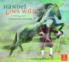 Georg Friedrich Händel (1685-1759): Händel goes wild, CD