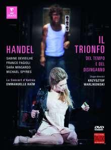 Georg Friedrich Händel (1685-1759): Il Trionfo del Tempo e del Disinganno, DVD