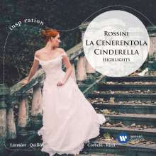 Gioacchino Rossini (1792-1868): La Cenerentola (Ausz.), CD