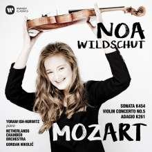 Wolfgang Amadeus Mozart (1756-1791): Violinkonzert Nr.5 A-dur KV 219, 1 CD und 1 DVD