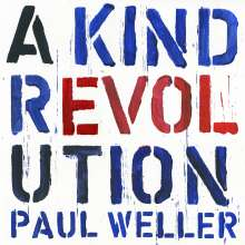 Paul Weller: A Kind Revolution, CD