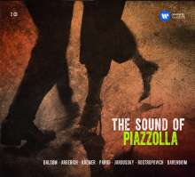 Astor Piazzolla (1921-1992): The Sound of Piazzolla, 2 CDs