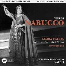 Giuseppe Verdi (1813-1901): Nabucco (Remastered Live Recording Neapel 20.12.1949), 2 CDs