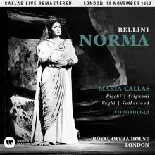 Vincenzo Bellini (1801-1835): Norma (Remastered Live Recording London 18.11.1952), 2 CDs