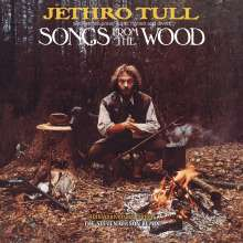 Jethro Tull: Songs From The Wood (40th Anniversary Edition) (180g) (Steven Wilson Mix), LP