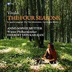 "Antonio Vivaldi (1678-1741): Concerti op.8 Nr.1-4 ""4 Jahreszeiten"" (180g), LP"