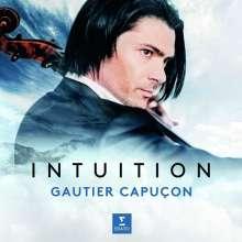 Gautier Capucon - Intuition (Deluxe-Edition mit DVD), 1 CD und 1 DVD