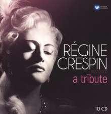 Regine Crespin 1927-2007 - A Tribute, 10 CDs