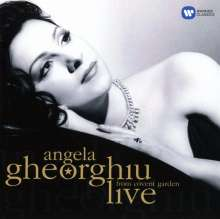 Angela Gheorghiu - Live from Covent Garden, CD