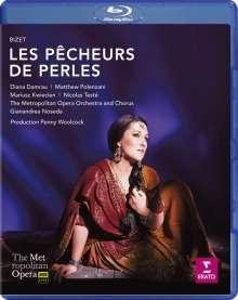 Georges Bizet (1838-1875): Les Pecheurs de Perles, Blu-ray Disc
