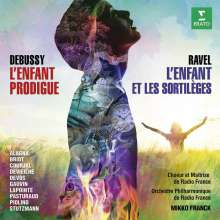 Maurice Ravel (1875-1937): L'enfant et les sortileges, 2 CDs