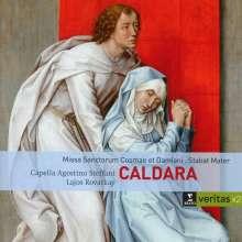 Antonio Caldara (1671-1736): Missa Sanctorum Cosmae et Damiani, 2 CDs