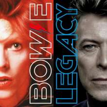 David Bowie (1947-2016): Legacy (The Very Best Of David Bowie) (180g), 2 LPs