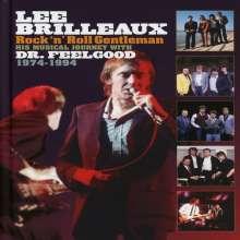 Dr. Feelgood: Lee Brilleaux-Rock 'N' Roll Gentleman, 4 CDs