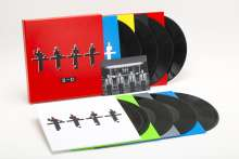 Kraftwerk: 3-D The Catalogue (180g), 9 LPs