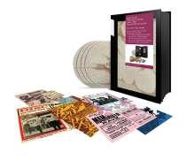 Pink Floyd: Cambridge St/ation, 2 CDs, 1 DVD und 1 Blu-ray Disc