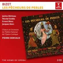 Georges Bizet (1838-1875): Les Pecheurs de Perles, 2 CDs