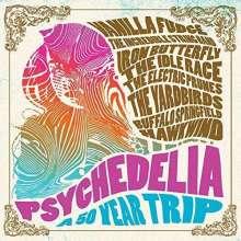 Psychedelia: A 50 Year Trip, 2 CDs