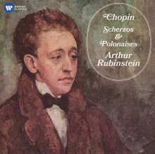 Arthur Rubinstein spielt Chopin, 2 CDs
