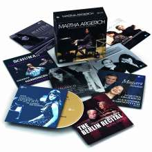 Martha Argerich - The Warner Classics Recordings, 20 CDs