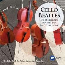 Die 12 Cellisten - Beatles in Classic, CD