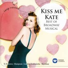 London Sinfonietta: Musical: Kiss Me,Kate: Best Of Broadway Musical, CD
