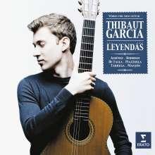 Thibaut Garcia - Leyendas, CD