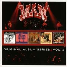 Man: Original Album Series Vol.2, 5 CDs