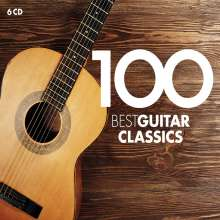 100 Best Guitar Classics, 6 CDs