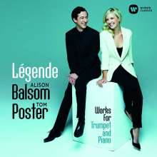 Alison Balsom - Legende, CD