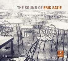 Erik Satie (1866-1925): The Sound of Erik Satie, 3 CDs