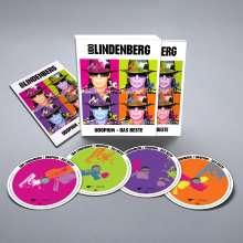 Udo Lindenberg: UDOPIUM - Das Beste (Standard Edition), 4 CDs