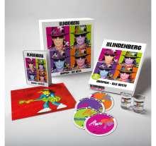 Udo Lindenberg: UDOPIUM - Das Beste (limitierte Fanbox), 4 CDs