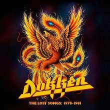 Dokken: The Lost Songs: 1978-1981, CD