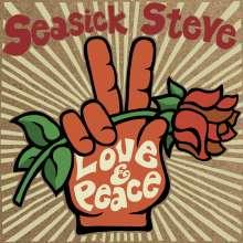 Seasick Steve: Love & Peace, LP