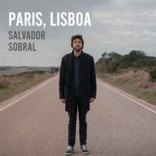 Salvador Sobral: Paris, Lisboa, CD