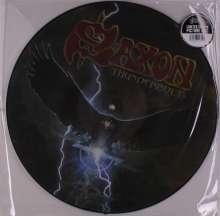 Saxon: Thunderbolt (Limited Edition) (Picture Disc), LP