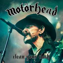 Motörhead: Clean Your Clock - Live, 1 CD und 1 Blu-ray Disc