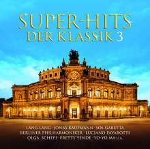 Super-Hits der Klassik Vol.3, 2 CDs