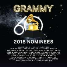 2018 GRAMMY Nominees, CD
